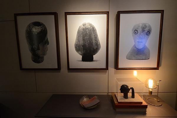 Série fotográfica de Max Pereira em destaque no home office