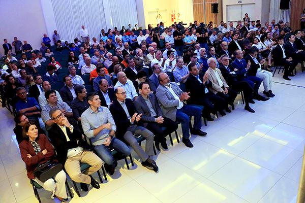 Números e informações sobre a  situação econômica e fiscal do Rio Grande do Norte, bem como medidas e soluções para ajustar as contas foram debatidas durante o 31º Motores do Desenvolvimento