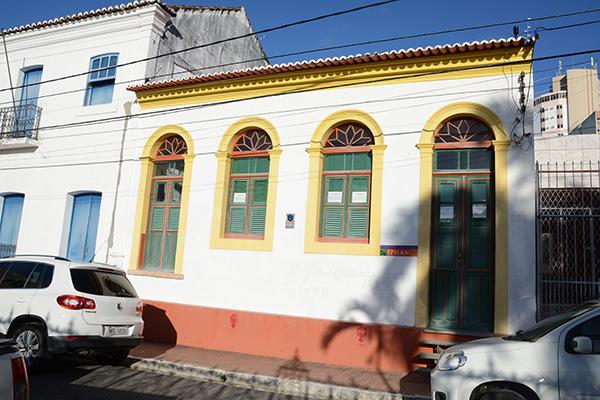 Projeto para Casa do Patrimônio, na antiga sede do IPHAN, não foi adiante por perdência com empresa contratante