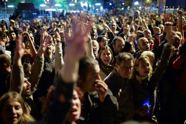 Referendo na Catalunha foi marcado por protestos e confrontos