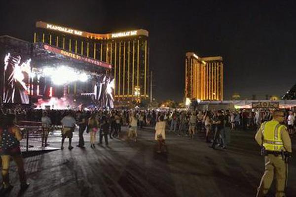 Ataque deixou pelo menos 50 mortos e mais de 400 feridos em Las Vegas
