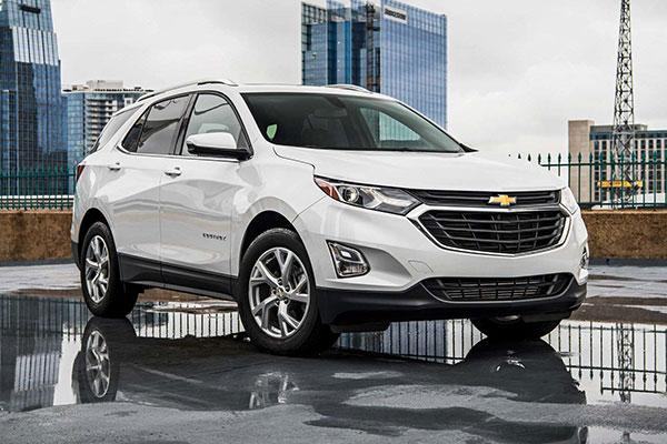 PRODUTO:  General Motors lança Chevrolet EQUINOX este mês no Brasil