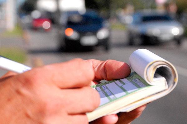 A decisão do Governo foi certa na padronização das regras para se recorrer de multas de trânsito