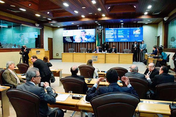 Deputados estadual apresentam emendas impositivas ao Orçamento Geral do Estado