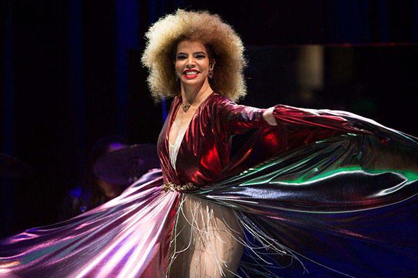 A cantora Vanessa da Mata, realizará show em Natal nesta semana