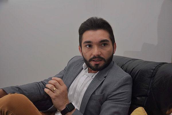 Josivan Cardos, diretor da Emparn