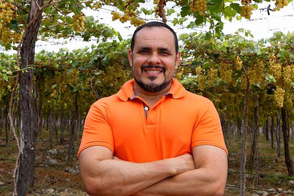 O jornalista, Cleonildo Mello