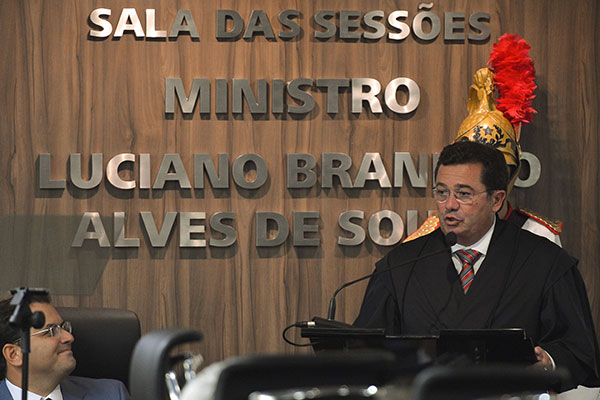 Ministro Vital do Rêgo acatou as recomendações feitas por técnicos do TCU e pelo Ministério Público