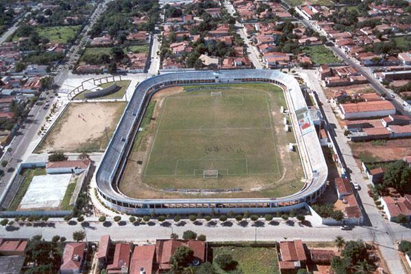 Estádio Nogueirão será o palco mais antigo a abrigar os confrontos do Mossoró, na segunda divisão