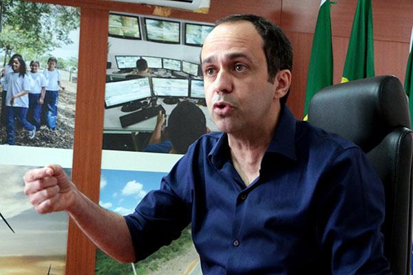 O vice-governador, falou sobre as medidas de ajuste fiscal para o RN