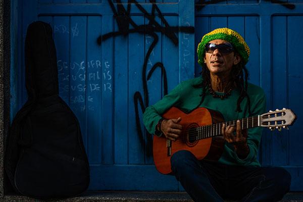 Pedro Mendes cantará na árvore, no 25 de dezembro