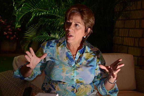 Rosalba Ciarlini afirma que, neste momento, os prefeitos entendem a situação que ela enfrentou