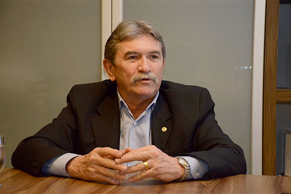 Alderi Alves, presidente do Sincor/RN, destaca números do setor