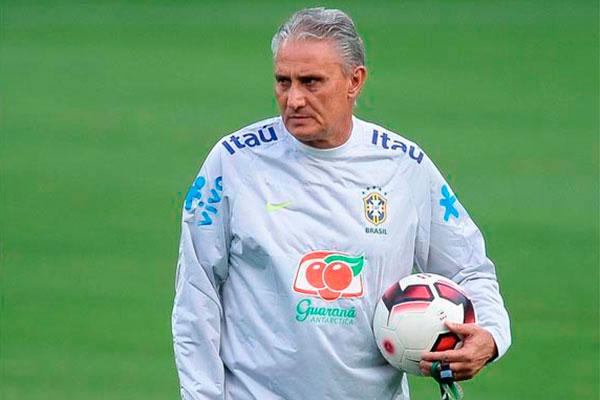 Técnico da seleção brasileira, Tite, começa a focar em testes para a Copa de 2018, na Rússia