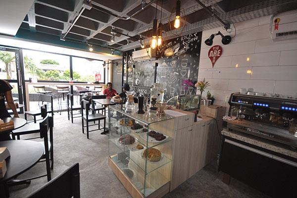 Chapelatto quer difundir a cultura do café, desde os interessados no cultivo até apreciadores da bebida