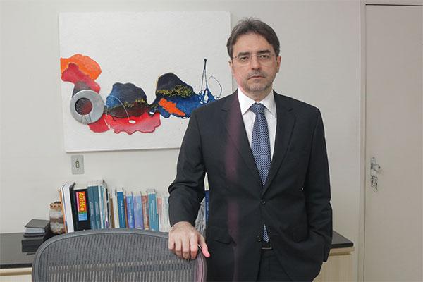 André Horta Melo é Secretário de Estado da Tributação