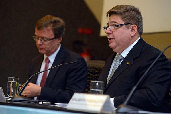Raul Araújo acatou a solicitação do Ministério Público Federal para abertura de inquérito