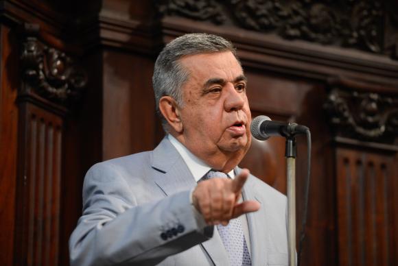 Deputado Jorge Picciani é um dos alvos da operação deflagrada no Rio de Janeiro