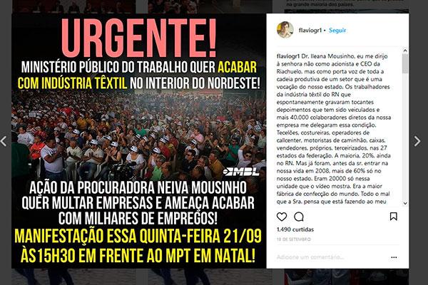 Post Flávio Rocha