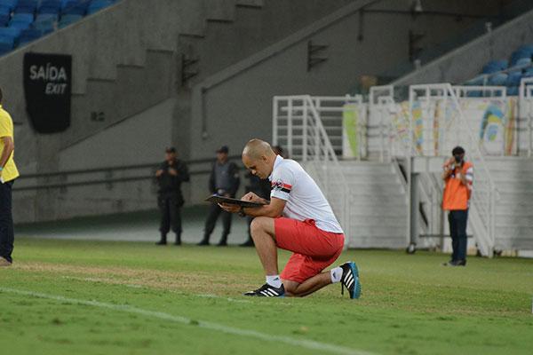 Júlio Terceiro já trabalhou como treinador no Santa Cruz de Natal
