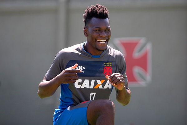 O zagueiro Paulão prega o respeito contra o time do Atlético/MG