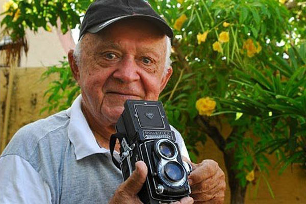 O fotógrafo Jaeci Emerenciano é responsável por um dos maiores acervos fotográficos de Natal