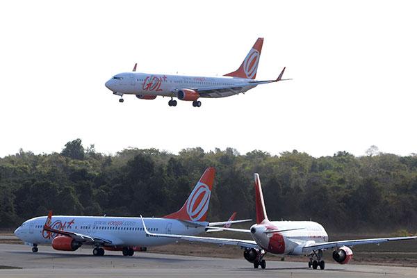 Companhias aéreas registram crescimento de 7,92% na vendas de passagens, em outubro