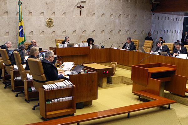 STF abre caminho para Câmara decidir sobre foro privilegiado