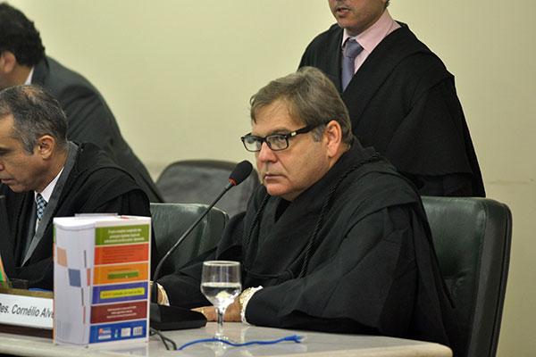 Decisão foi do desembargador Cornélio Alves, relator do Mandado de Segurança impetrado pelo MP