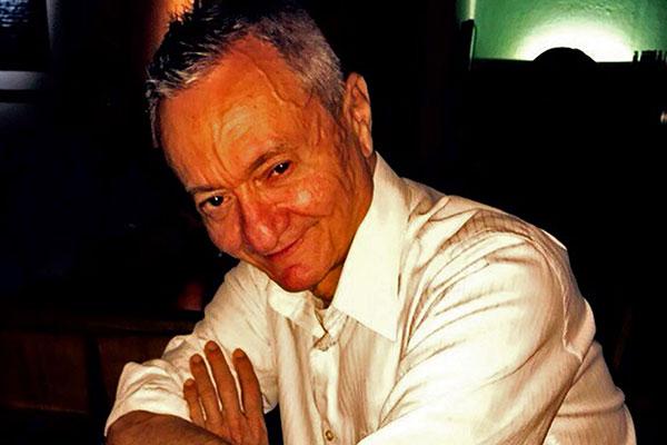 Jornalista, escritor e empresário Emanuel Neri