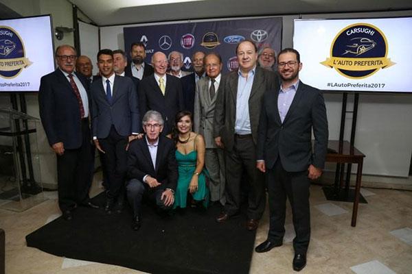 Corpo de jurados presente ao evento de entrega da premiação, dia 21, em São Paulo, vibra com o sucesso do evento
