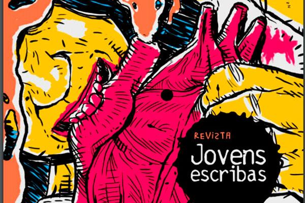 Capa da JE foi ilustrada por Flávio Jatobá, que faleceu este ano