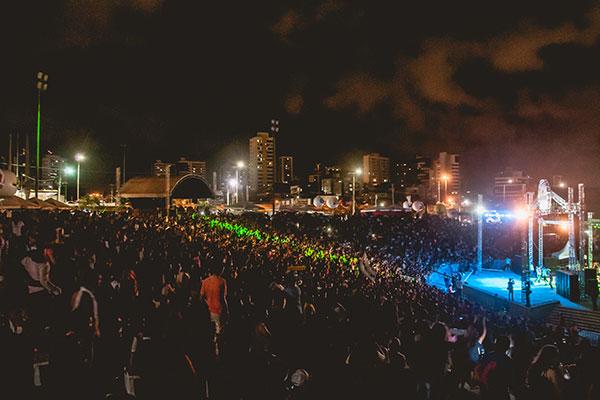 Festival teve participação de milhares de pessoas em 2016