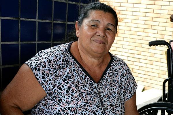 Moradora de Tangará passou mais de uma semana para conseguir um exame de tomografia