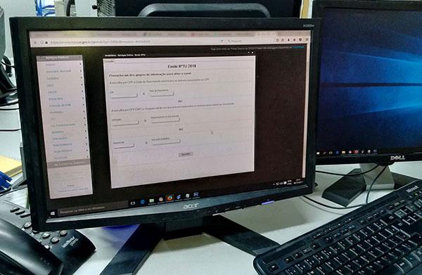 O contribuinte pode acessar o Portal Directa, no site da Secretaria de Tributação, para fazer a emissão do boleto do IPTU 2018