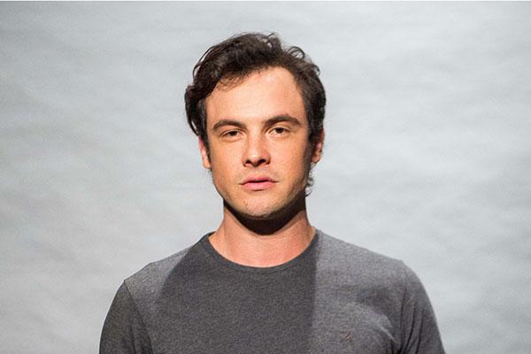 Sérgio Guizé, ator de O Outro Lado do Paraíso