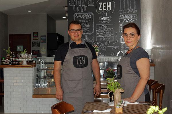 Irmãos Maria Claudia e Eimar José planejaram o Zeh há muitos anos: Ficou como queríamos