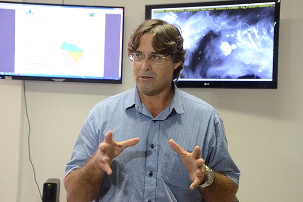 Gilmar Bristot prevê chuvas em várias regiões do RN a partir da segunda quinzena deste mês
