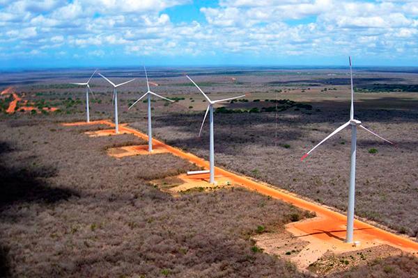 Estado inscreveu 240 projetos e oferta de 6.939 megawatts