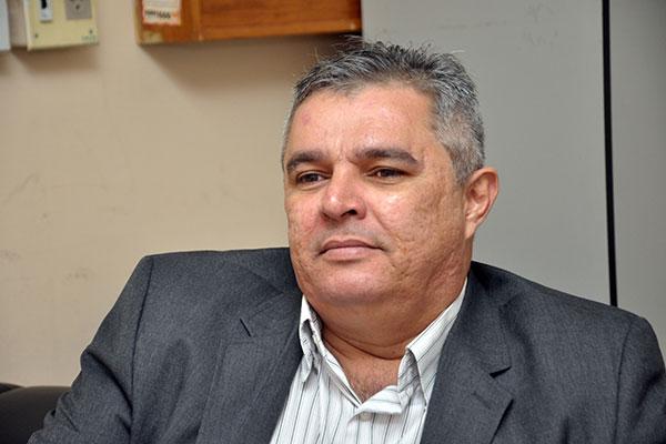 Felipe Augusto Leite, presidente da Fenapaf, durante entrevista