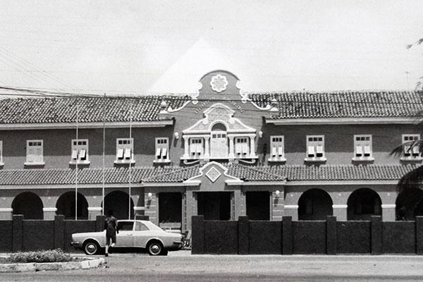 Educandário Oswaldo Cruz era local de acolhimento de crianças
