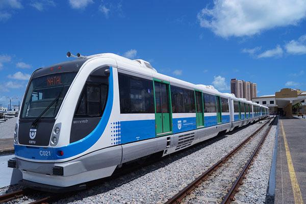 Trens urbanos vão paralisar os serviços durante o feriado do dia 01 de janeiro
