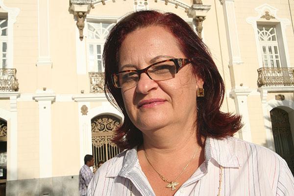 Dione Caldas, Coordenadora de Museus da Fundação José Augusto