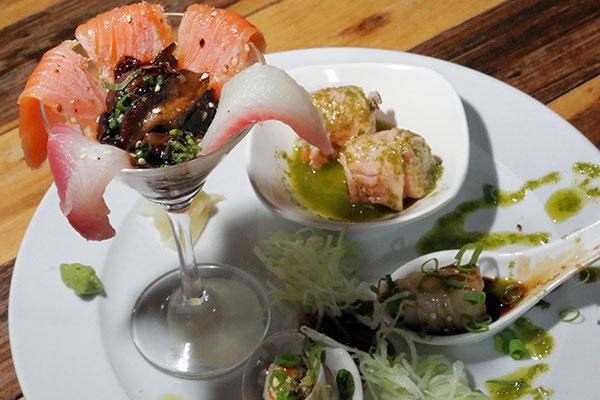 Sushi Box Japonese Cuisine oferece um menu completo de comidinhas orientais