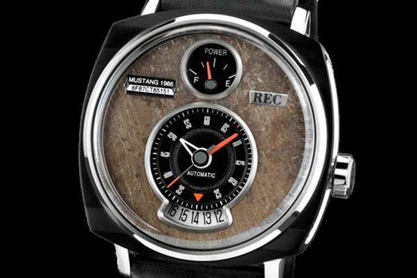 c4632661df3 Mustangs são transformados em relógios de luxo na Europa - Tribuna ...