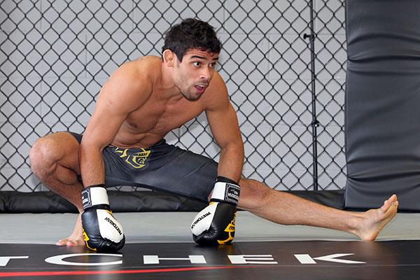 O potiguar Renan Barão foi um dos grandes ídolos da história do MMA, com grandes vitórias