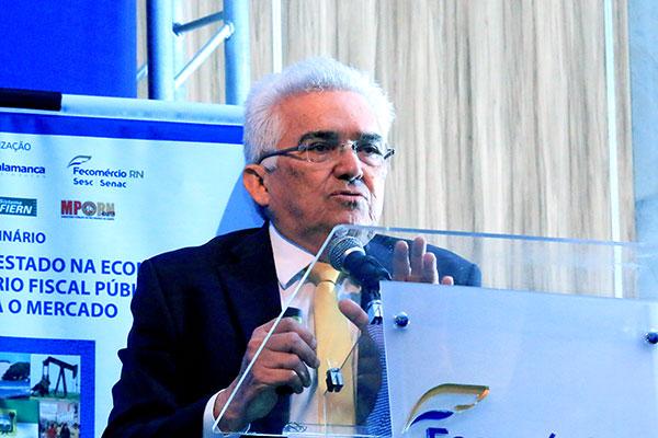 Raul Velloso, ex-secretário de Assuntos Econômicos do Ministério do Planejamento