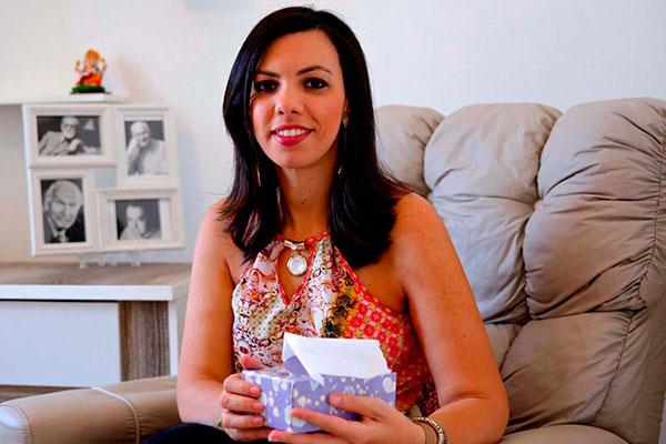 Taciana Chiquetti afirma que o cuidado com a saúde mental vem aumentando nos últimos anos