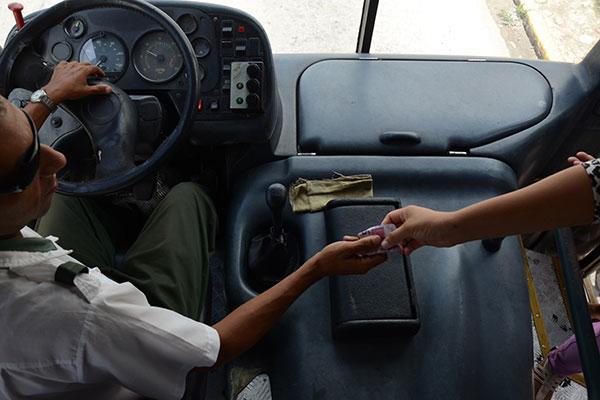 Em Natal, o último reajuste na tarifa dos ônibus foi aplicado em abril de 2017, quando o valor passou de R$ 2,90 para R$ 3,35