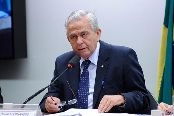 Pedro Fernandes é adversário, no Maranhão, de José Sarney